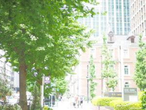 東京・丸の内周辺のスナップ写真
