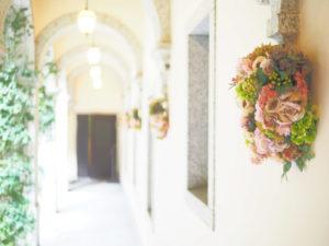 ホテルモントレ神戸の廊下