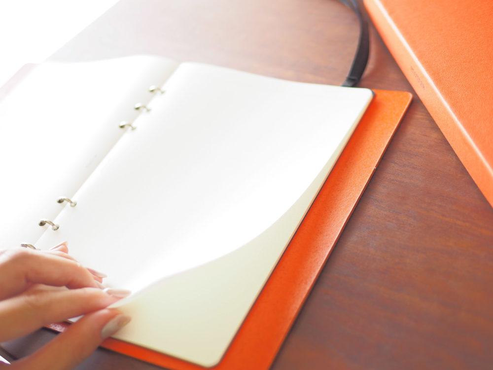 方眼ノートの活用法と、書くことの意味。